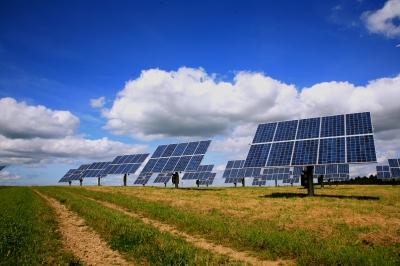 Photovoltaik Groß-Anlagen